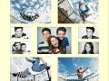 creative 9 family trampoline